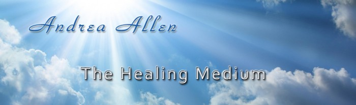 Andrea Allen - The Healing Medium